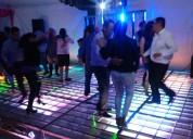Dj, luz y sonido, karaoke profesional,