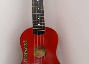 Venta de ukuleles sopranos
