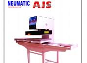 Sublimadora neumatica ajs