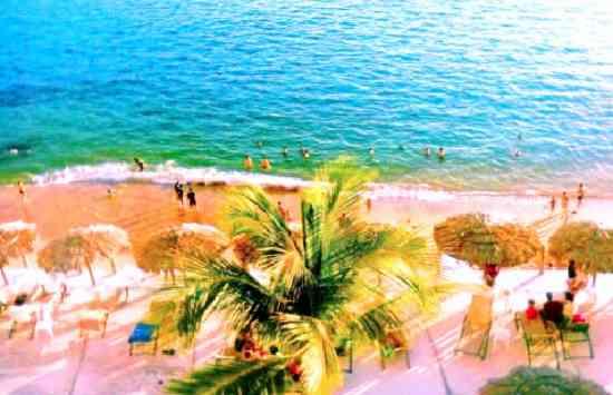 Acapulco Departamento Con PLAYA, Alberca y Vista al Mar