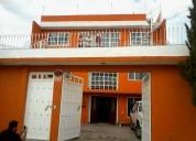 Ixtapaluca - excelente propiedad en venta: 1 casa más 2 departamentos. vive de tus rentas!