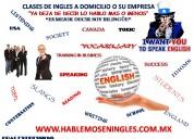 curso de ingles a domicilio (clase gratis)