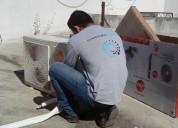 Reparacion de minisplit zona cumbres san agustin, mitras, san jeronimo