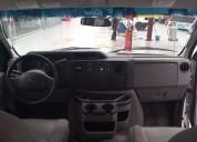 Minera frisco ford e350 xl pasajeros