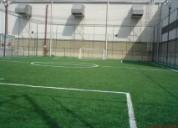 Venta de pasto sintetico para uso residencial y superficies deportivas