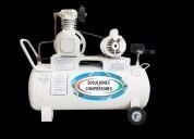 Compresor de pistÓn de 1 hp lda