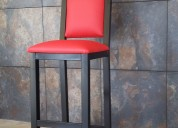Sillas y mesas para restaurante o bar