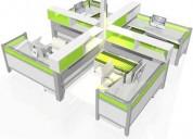 Venta de escritorios y muebles de oficina