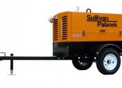 Compresor de aire marca sullivan