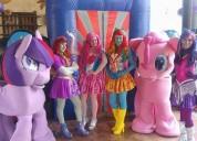 Show de equestria girls