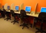 Remate de computadoras y paquetes de cibercafes