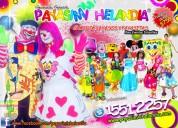 Payasitos los primos para tu fiesta - cdmx/edomex