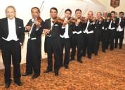 Los violines de villafontana en sus eventos