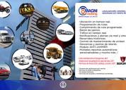 Gps, ratreo y localizaciÓn satelital para vehÍculos automotores.