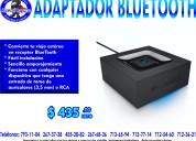 Adaptador bluetooth para audio