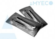 Venta de cuñas metalicas para cimbra amyeco