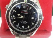 007 james bond omega  seamaster reloj