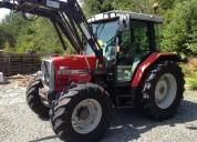 tractores massey ferguson 6140, año 1997