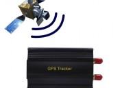 Localizador gps para vehículos + plataforma