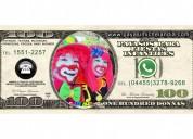 Payasos economicos para fiestas infantiles - cdmx/edomex