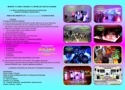 * paquete  # 3 disco *solaris* a 2 pantallas leds 50 pulgadas  $5,500 pesos