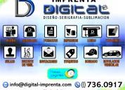 Imprenta digital tijuana