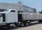 Trailers y  camiones  foraneos  caja o plataforma