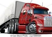 Fletes en trailer o  camion cualquier  unidad