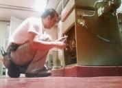 Centro de servicio tecnico de calentadores de paso ascot kruger indugas bosch tektino man fagor