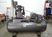 Compresora de aire 10hp 500 litros