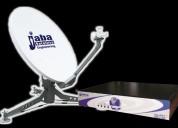 Internet satelital monterrey cobertura todo mexico