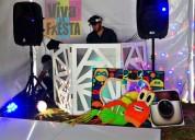 Mini disco antro house