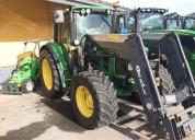Tractor agricola john deere 6330