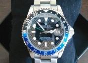 Super venta !! clasico azul rolex gmt master