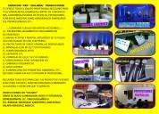 Renta de equipo para servicios conferenciales, empresariales etc.