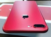 Vendo apple iphone 7 rojo samsung galaxy s8 whatsapp +19132958342