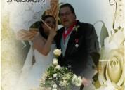 Fotografia y video profesiona paquete para' bodas, xv aÑos $6000