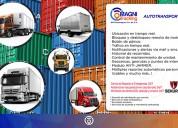 Gps para camiones y maquinaria pesadada