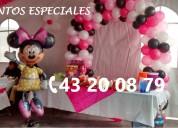 Mesa de dulces y decoraciÓn con globos para todo tipo de eventos, nos ajustamos a tu presupuesto