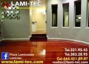 Los mejores pisos laminados y de gran calidad instalación