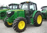 Tractor agricola john deere 6125m