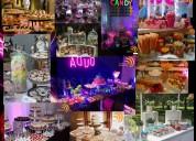 Mesa de dulces para tus eventos