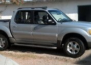 2001 ford explorer sport trac 4x4 limited