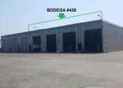 Bodega #438 en renta,mazatlán,sinaloa