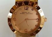 Solo $800 pesos o.m.o. ! reloj unisex marc jacob