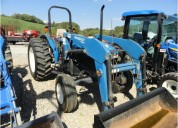 Tractor agricola new holland tn 70