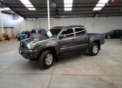 Toyotas tacoma empresa vende flota