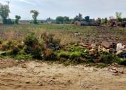 Vendo terreno de 2,500 m2. col. san antonio, pachuca, hgo.