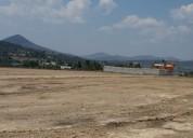 Vendo terreno dos terrenos 50,000 y 7,500 m2. col. el durazno
