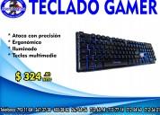 Teclado gamer start vorago